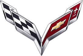 C7 Corvette Z 06 Z51 Stingray Logo Wall Decal Vinyl Sticker Etsy