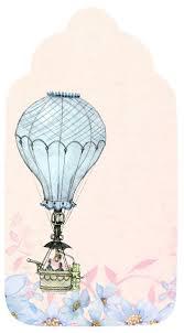 hot air balloon romantic sbook