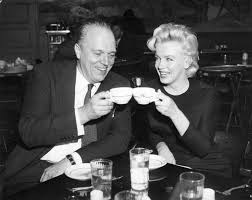 GRAB A CUP OF COFFEE WITH JOSHUA LOGAN AND MARILYN MONROE ...