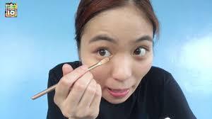 sharlene san pedro s go to makeup