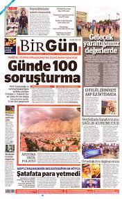 Birgün Gazetesi - 13 Eylül 2020 Pazar - Medyafaresi.com Mobil