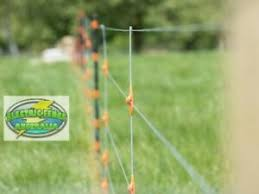 Gallagher 6 Wire Electric Fence Dropper 985mm For 1140mm 45inch Fence 10 Pack Ebay