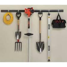 organizer ceiling wall rack
