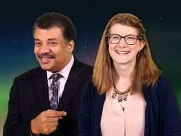 "Neil deGrasse Tyson interviews ""The Brain Scoop"" host Emily ..."