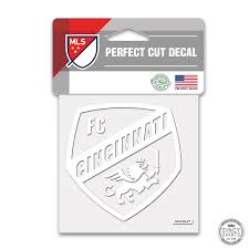 Official Fc Cincinnati Car Window Decal Cincy Shirts
