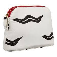 wave kasbah make up bag william son