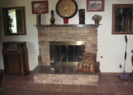 fireplace stone granite slab
