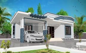 10 lakhs cost estimated modern home