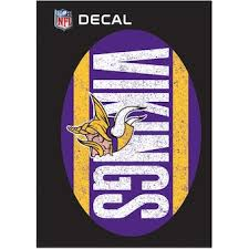 Minnesota Vikings Car Decals Vikings Bumper Stickers Decals Fanatics