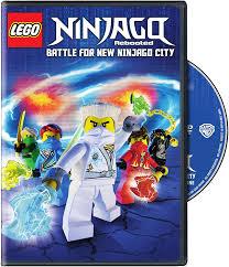 LEGO Ninjago Rebooted: Battle for New Ninjago City Season 3 Part 1 ...