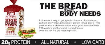 p28 high protein bread