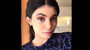 kylie jenner snapchat makeup routine