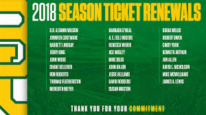 """Baylor Athletics on Twitter: """"We have the best fans. Thank you to these  great supporters who will #BThere in 2018! Commit here 👉  https://t.co/SG71tZoQ8V… https://t.co/5qD2Z8B8wF"""""""