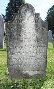 Priscilla Fox (1802-1818) - Find A Grave Memorial