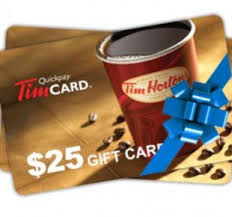 pay it forward with tim hortons