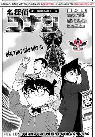 Detective Conan – Thám tử lừng danh Conan - Chương 185 - Thành phố ...