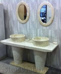 pedestal basins vanity basin natural