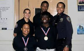 101 Precinct Explorers Win Medal In Citywide Competition | The Wave