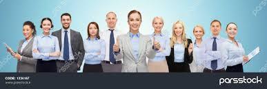 کسب و کار افراد شرکت ها کار تیمی و مفهوم دفتر گروه تاجران نمایش پیش فرض بر روی پس زمینه آبی عکس 1234167 : پارس استاک - شاتر استوک پارسی