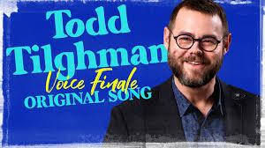 Todd Tilghman: The Voice Contestant ...