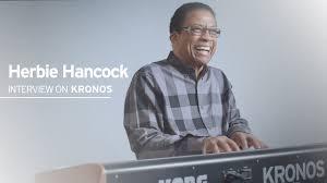 Herbie Hancock and his Korg Kronos - YouTube