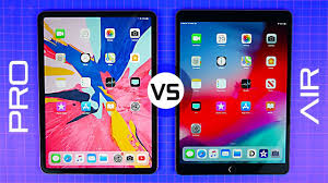 2019 Apple iPad Air 3 vs iPad Pro - YouTube