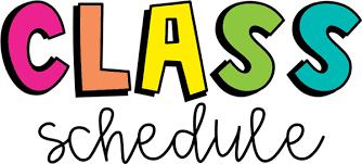Whelan, Brandi (2nd grade) / Class Schedule