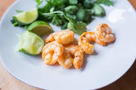 Crisping Lid Spicy Shrimp with CrispLid ...