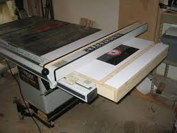 Gain 10 Of Table Saw Rip Capacity Without Drilling Family Woodworking