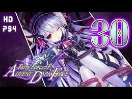 Fairy Fencer F Advent Dark Force Walkthrough Part 30 Ps4 English No Commentary Goddess Route Youtube