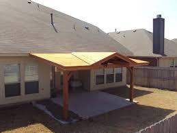 attaching patio cover to fascia