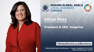Excited to announce that Gillian Riley,... - Global Compact Network Canada  | Facebook