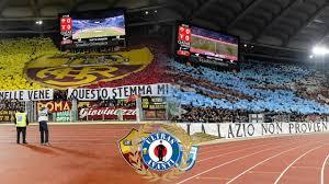 Curva Sud & Curva Nord | AS Roma - SS Lazio (26.01.2020.) - YouTube