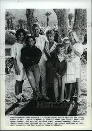 Amazon|1989押しフォトByron Thames, Don Murray and the Castの ...