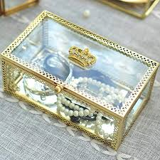 hersoo decorative box accent trinket