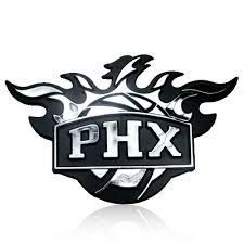 Team Promark Phoenix Suns Nba Auto Emblem Walmart Com Walmart Com