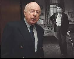 NORMAN LLOYD - ACTOR/PRODUCER/DIRECTOR- At 103 Years of Age is the ...