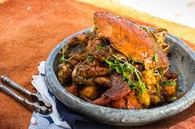 tamarind and mango mud crab recipe ...