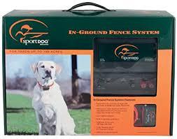 Sportdog In Ground Fence System Sdf 100 Amazon Ca Pet Supplies