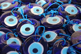 learn about the greek evil eye mati