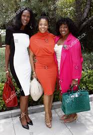 LR Eula Smith Lorna Kyles LaTanya Richardson Editorial Stock Photo ...