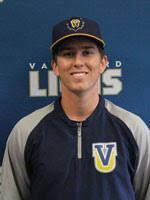 Roberto Johnson 2017 Baseball - Vanguard University