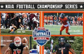 Baker University - No. 6 Baker to Host No. 12 Georgetown (Ky.) in NAIA-FCS  First Round