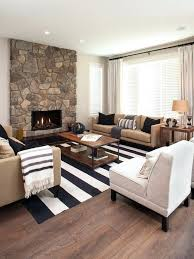 black and brown living room ideas
