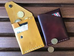 design of a minimalist wallet