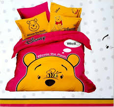 Winnie The Pooh 100 Cotton Bedsheet Cotton Bedsheets Kid Room Decor Winnie The Pooh