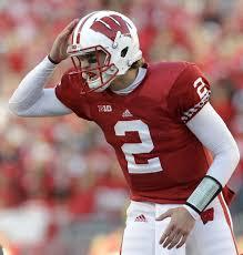 Wisconsin QB Stave sidelined - Chicago Tribune