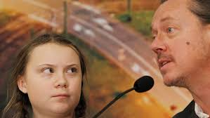 Greta Thunberg's parents went green to 'save' their daughter | CTV News