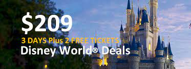 best disney world resort deals 2018