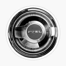Fuel Cap Stickers Redbubble